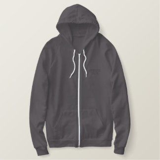 Obama 2012 embroidered hoodie