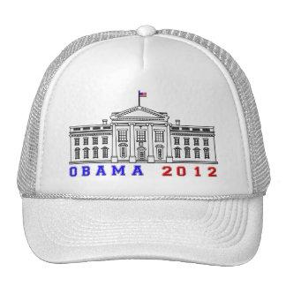 Obama 2012 for Whitehouse Mesh Hat