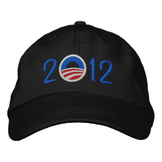 Obama 2012 Hat Embroidered Hats