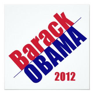 Obama 2012 Invitation