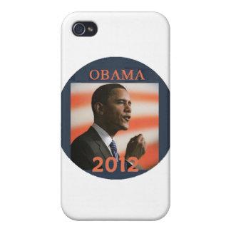 OBAMA 2012 iPhone 4/4S CASES