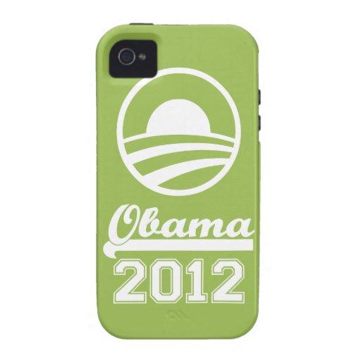 OBAMA 2012 iPhone 4 Tough Case-Mate (apple) Case-Mate iPhone 4 Case