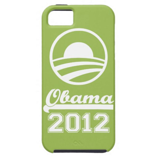 OBAMA 2012 iPhone 5 Tough Case-Mate (apple) iPhone 5 Covers