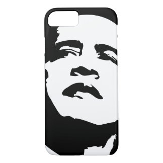 Obama 2012 iPhone 7 case Black and White