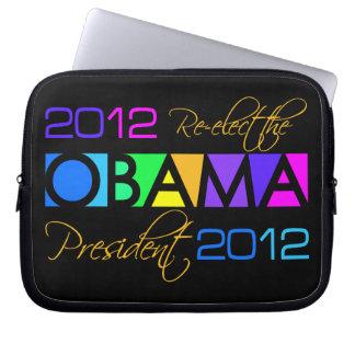 OBAMA 2012 laptop sleeve