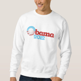 Obama 2012 Logo Sweatshirt