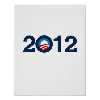 OBAMA 2012 - POSTERS