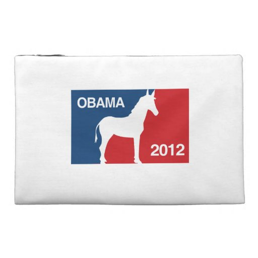 OBAMA 2012 PRO -.png Travel Accessory Bag