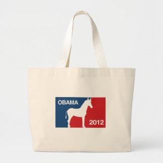 OBAMA 2012 PRO -.png Tote Bag