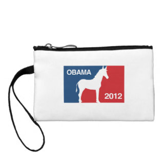 OBAMA 2012 PRO - png Coin Purses