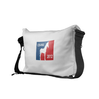 OBAMA 2012 PRO -.png Courier Bags