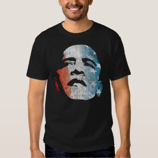 Obama 2012 Red White and Blue Shirt