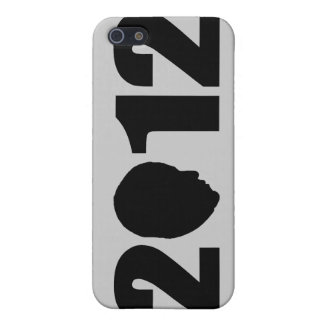Obama 2012 Silhouette iPhone 5/5S Cases