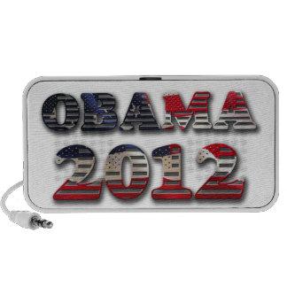 Obama 2012 Speaker