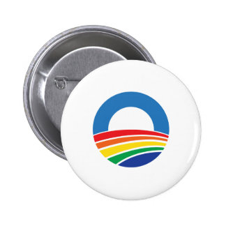 Obama 2012 Support for Gay Marriage Buttons
