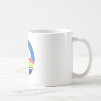 Obama 2012 Support for Gay Marriage Coffee Mug