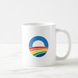 Obama 2012 Support for Gay Marriage Mugs
