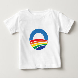 Obama 2012 Support for Gay Marriage Tshirt