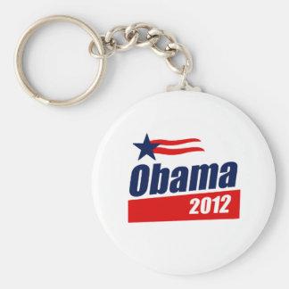 Obama 2012 T-shirt Keychains
