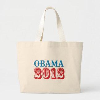 OBAMA 2012 T-SHIRT -.png Tote Bag