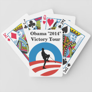 "Obama ""2014"" Victory Tour Card Deck"