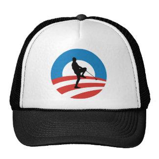 Obama 2014 Victory Tour Mesh Hat