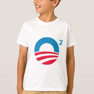 Obama 2 tshirts