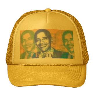 Obama 2, VOTE FOR OBAMA 2008 Mesh Hat
