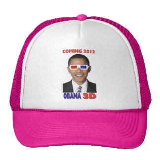 Obama 3D Cap
