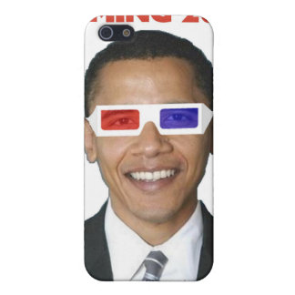 Obama 3D iPhone 5 Cover