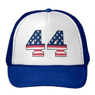 Obama 44 Hat