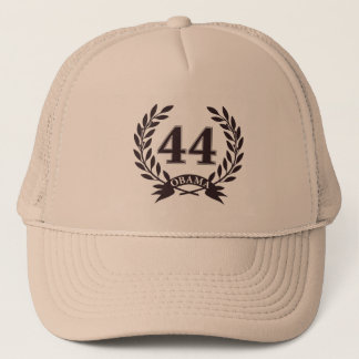 Obama 44 Inauguration Trucker Hat