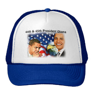 Obama-44th & 45th president of the United States_ Cap