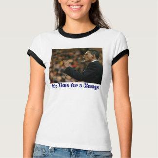 Obama 4 President T-Shirt
