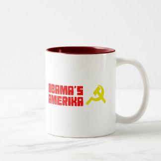 Obama Amerika 3 Mug