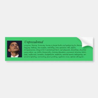 Obama and Hamlet Bumper Sticker