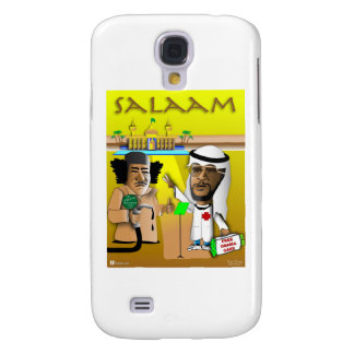 Obama and The Colonel Samsung Galaxy S4 Cases