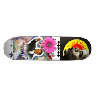 Obama Aquarius Skateboard Deck