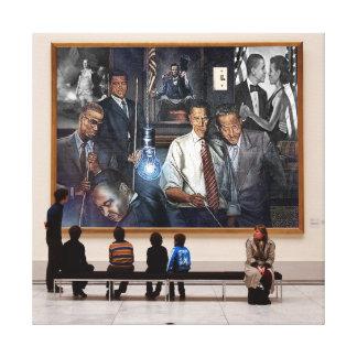 obama art canvas print