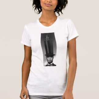 Obama As Lincoln T-Shirt
