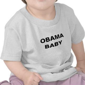 OBAMA BABY TEE SHIRT