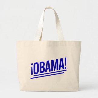 !OBAMA! CANVAS BAG