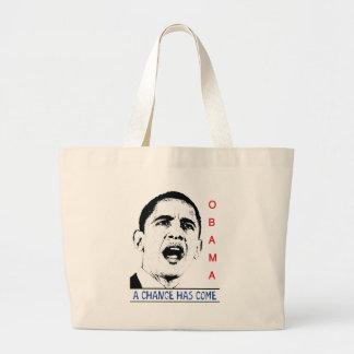 Obama Tote Bags