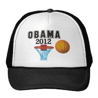 obama basketball 2012 cap