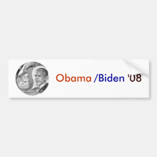 Obama /Biden '08 Bumper Sticker