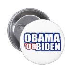 Obama  Biden '08 Buttons
