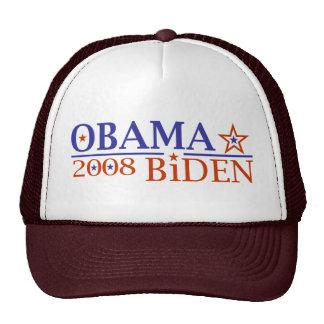 Obama Biden 08 Mesh Hat