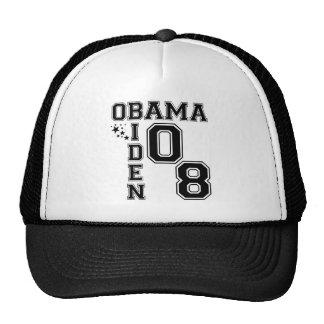 Obama Biden 08 Mesh Hats