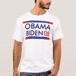 Obama Biden 08 T-Shirt