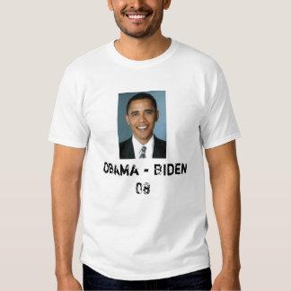 Obama - Biden 08 Tee Shirt